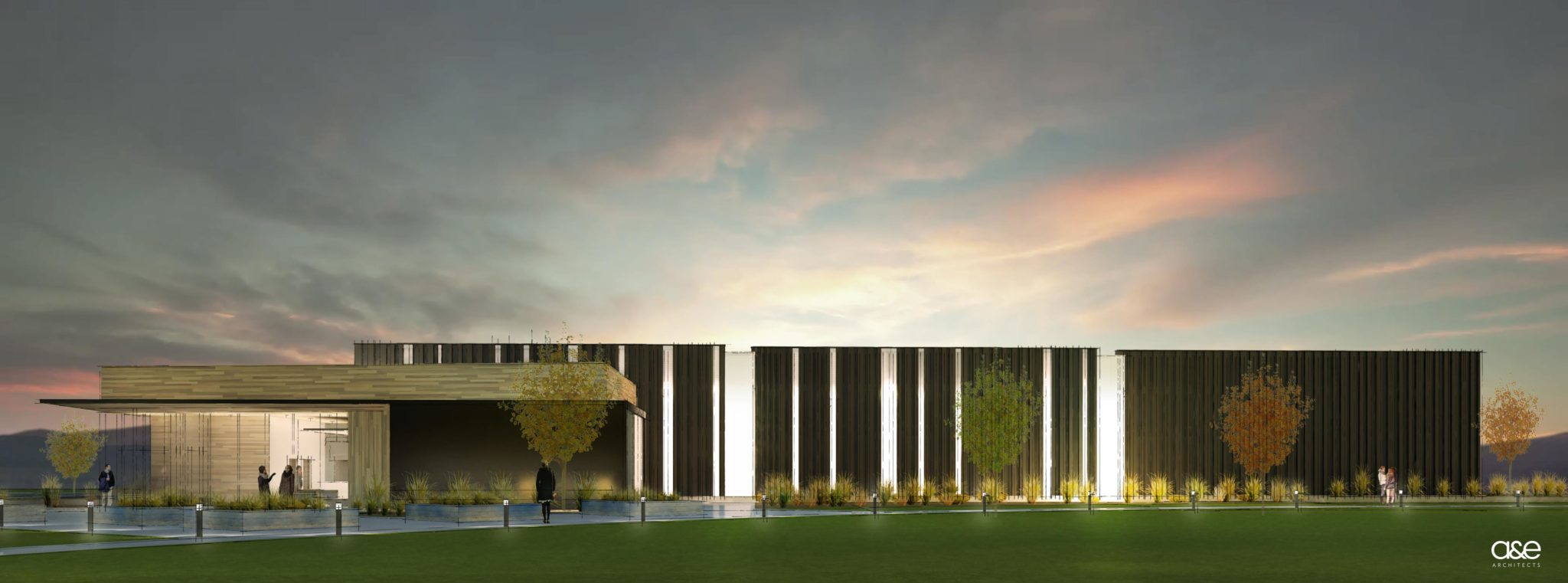 MSU Innovation Campus, Bozeman MT