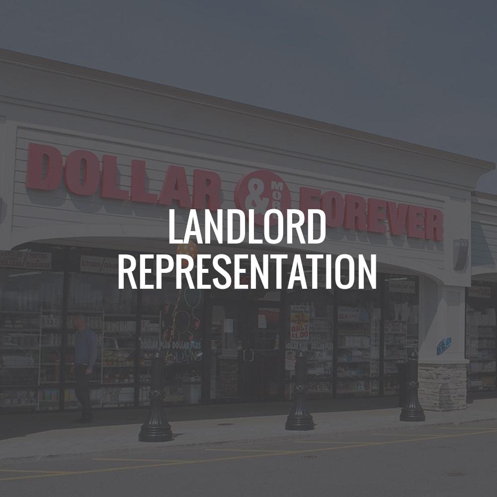 Landlord Representation Charter Realty