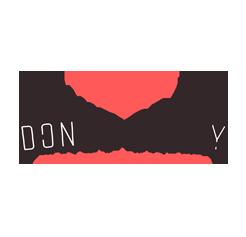 Donut Crazy Logo